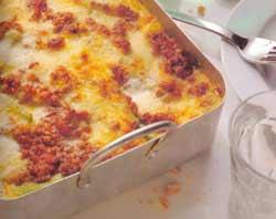 Рецепты: Лазанья
