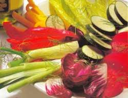 Рецепты из сырых овощей 27